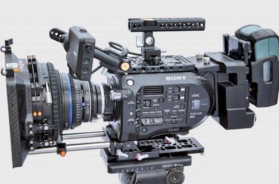 Rent a Sony PDW-FS7 in Alkmaar from Rico