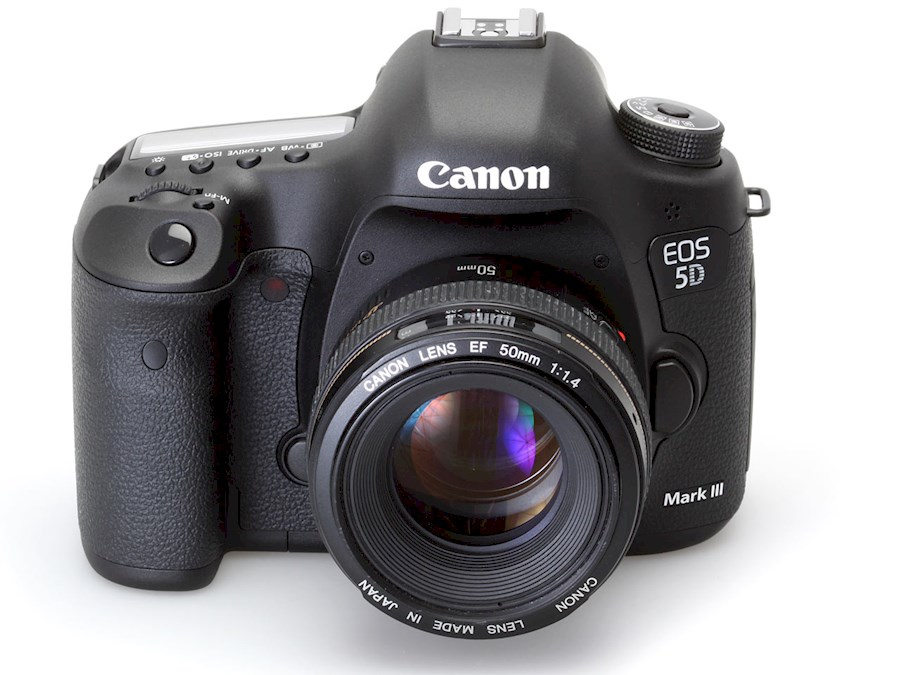 Rent a Canon 5D mk iii in Hilversum from Robin