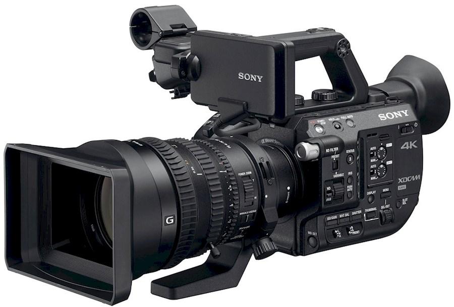 Louer un(e) PXW-FS5 + SONY 18-110mm F4.0 + VELE EXTRA'S à Woerden de Menno