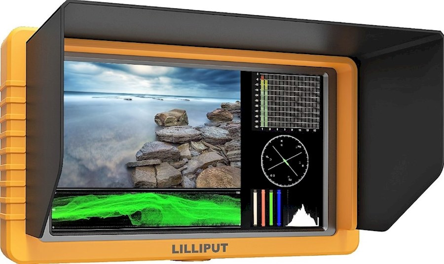 "Rent Lilliput 5,5"" camera m... from Menno"