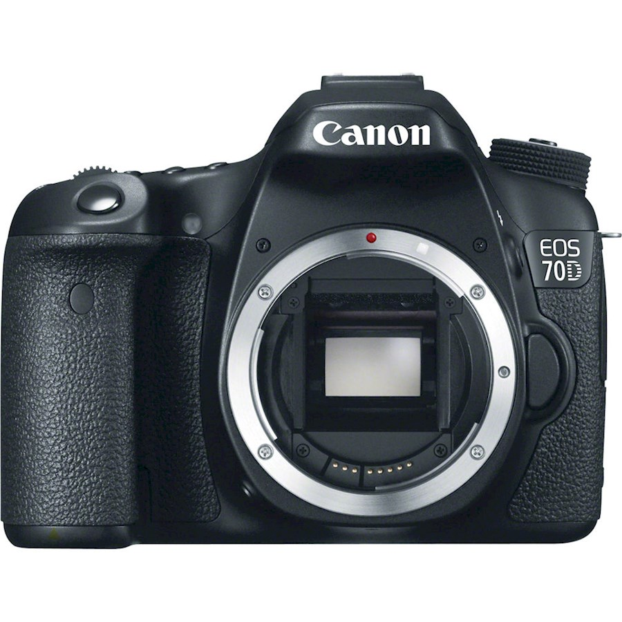 Rent a Canon 70D body (uit te breiden tot complete set) in Rotterdam from Peter