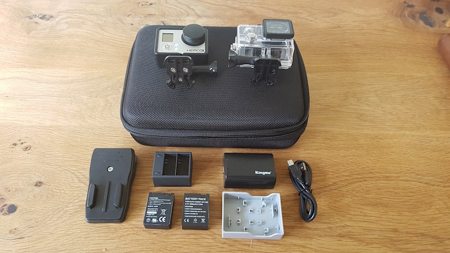 Rent GoPro Hero 3 from Thomas