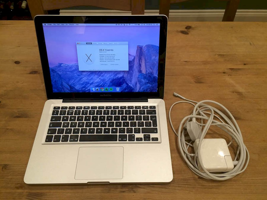 "Rent Macbook Pro 13"" (Mid-2... from Antal"