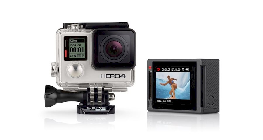 Rent a Hero 4 Silver edition in Amsterdam from Stephan