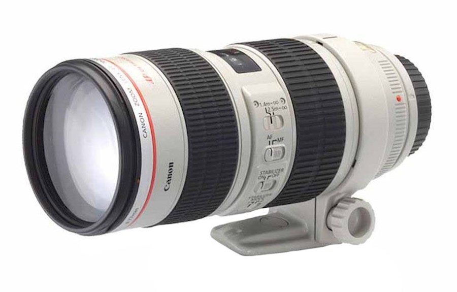 Rent Canon L IS USM 70-200m... from Ton