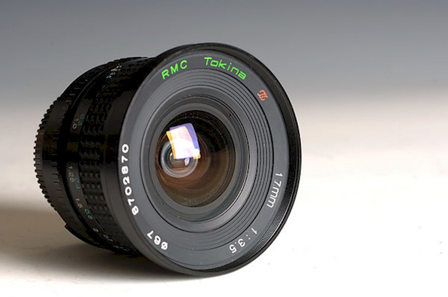 Rent Tokina RMC 17mm f3.5 M42 from Yuri
