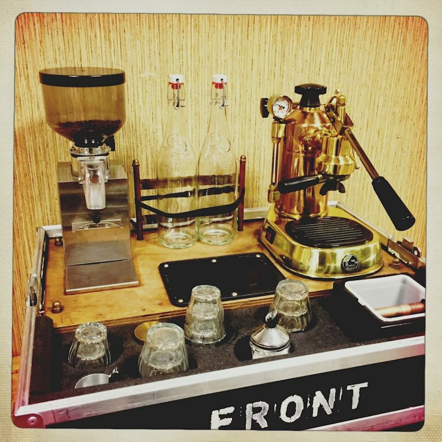 Rent La Pavoni espressomach... from Iwan