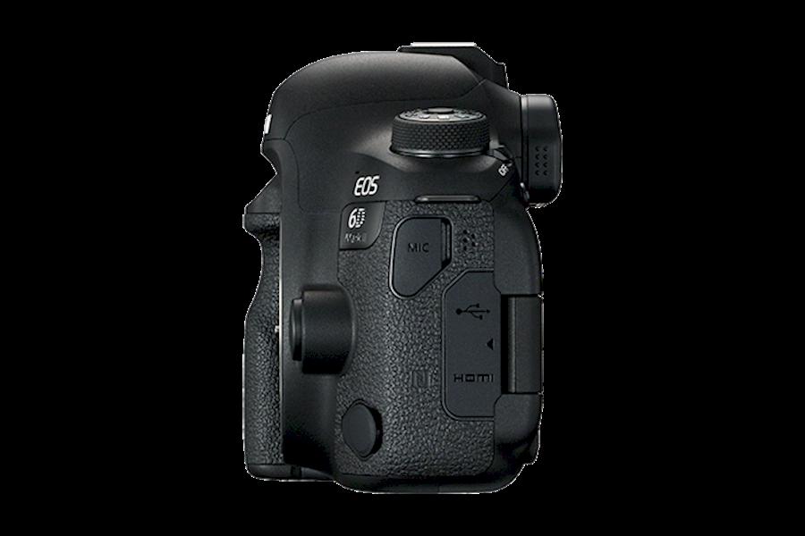 Huur een Canon EOS 6D Mark II Body in Rotterdam van Elmar