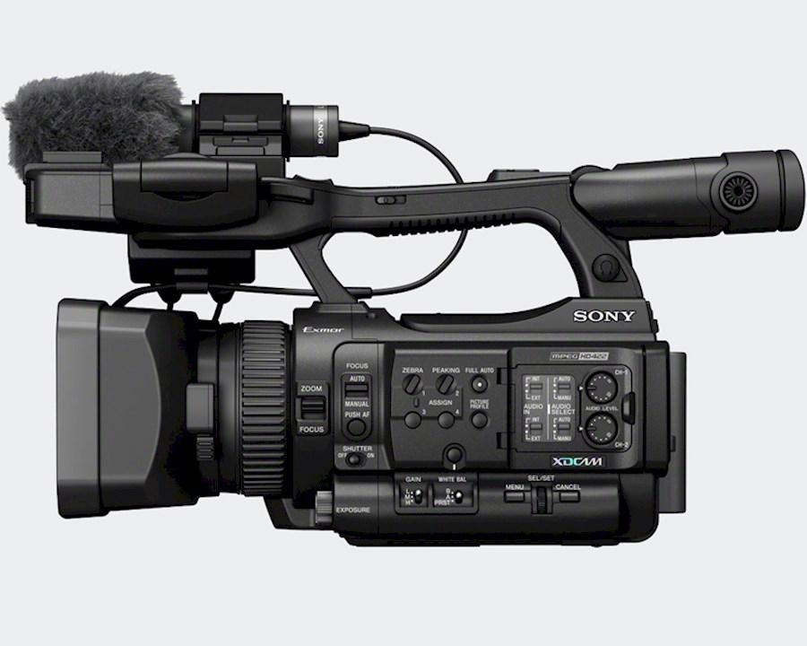 Huur een Sony pmw-100