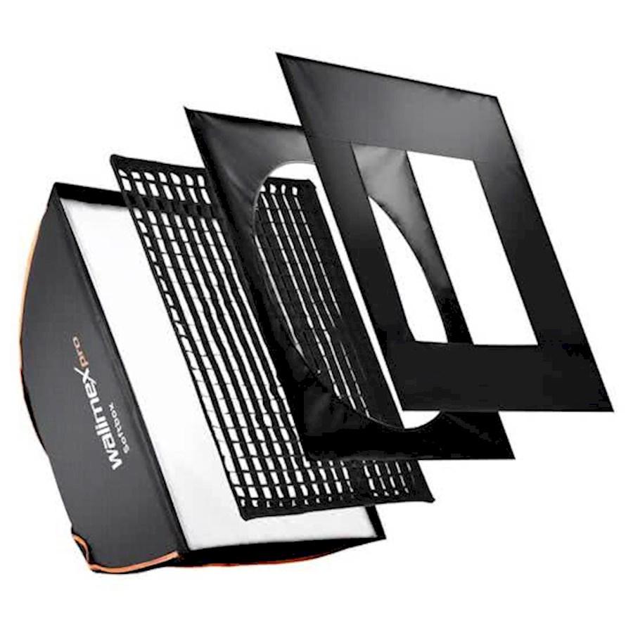 Huur een Walimex pro Softbox PLUS OL 60x90cm
