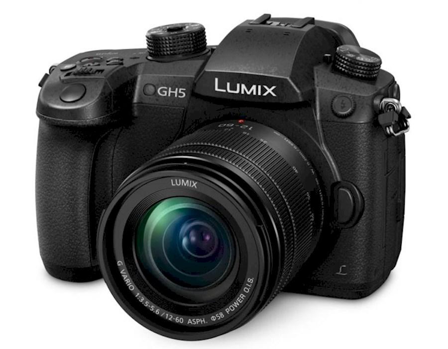 Rent a Panasonic Lumix GH5 plus 12-60 mm lens in Stadskanaal from DURK DE BOER MULTISERVICE