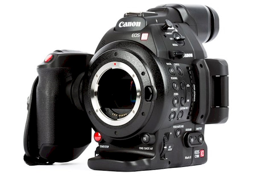 Rent a Canon C 100 Mark II in Amsterdam from Neil