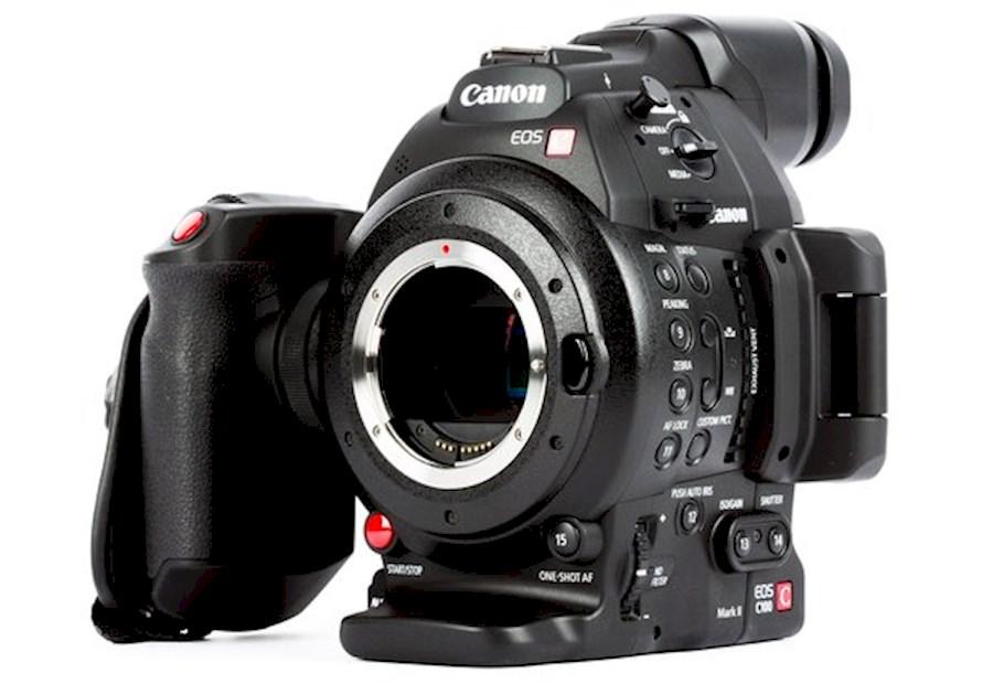 Louez Canon C 100 Mark II de Neil