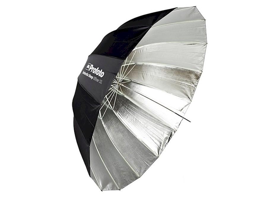 Huur een Profoto Umbrella Deep Umbrella XL Silver in Den Haag van Robert