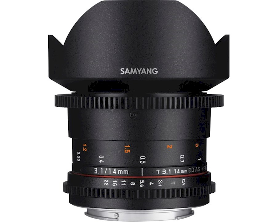 Louez Samyang 14mm T3.1 ED A... de Max