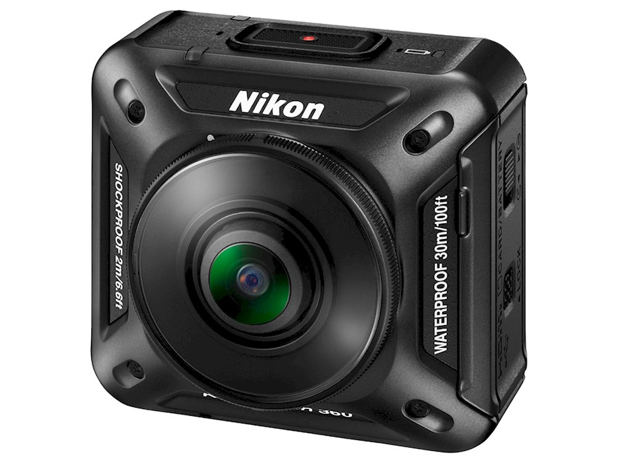 Rent a Nikon Keymission 360 plus extra accu's en 64GB MicroSD in Hilversum from Hanz