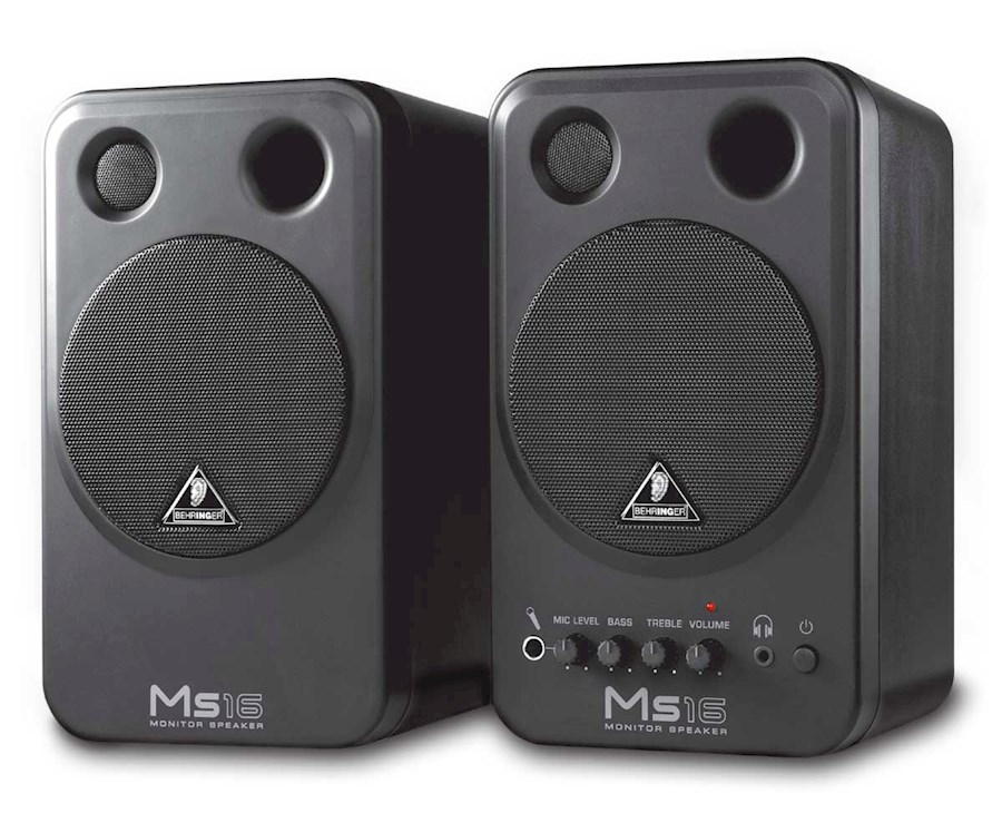 Rent Behringer MS16 compact... from Jorris