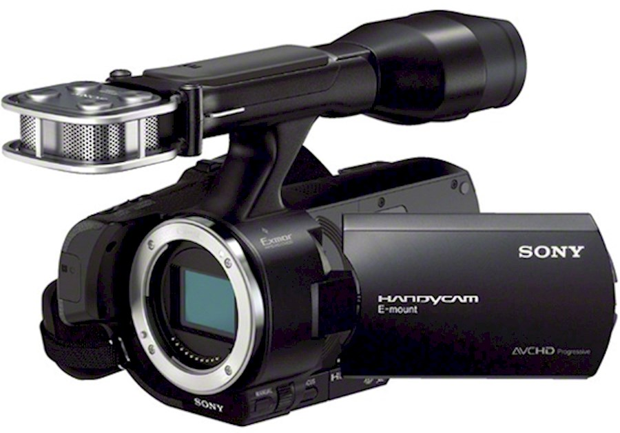 Rent a Sony VG20 body - APS C sensor videocamera in Den Haag from Ron de Cameraman