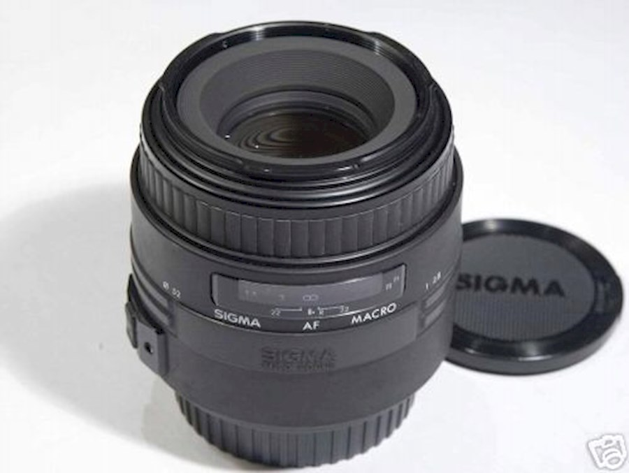 Huur 2.8-90mm Macro lens va... van Ron de Cameraman