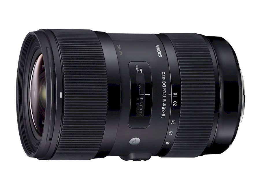 Rent a SIGMA ART - 18-35 f/1.8 Canon ef in Boom from Tim