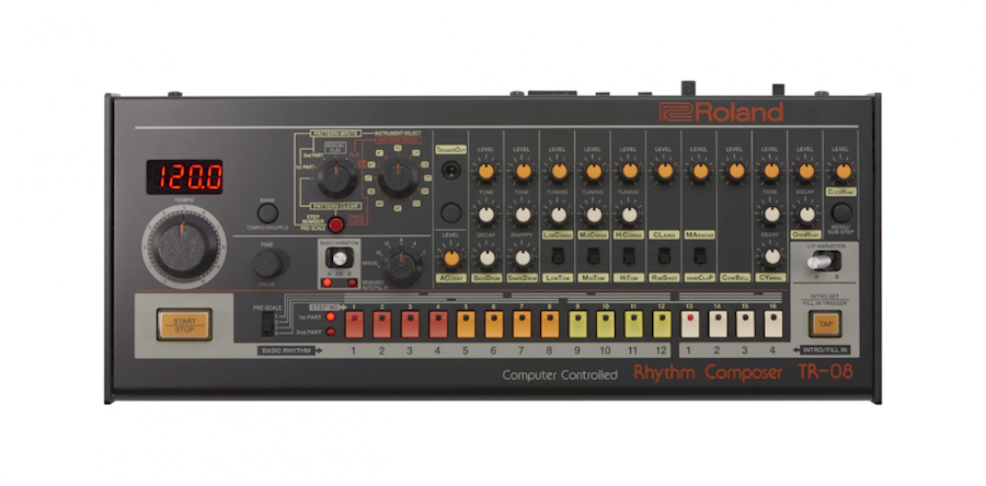 Rent Roland TR-08 (TR-808) ... from ZERO CROSSING