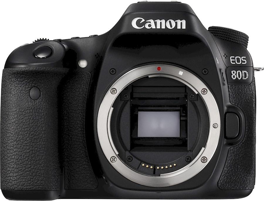 Rent a Canon 80D (ook lenzen beschikbaar!) in Houten from Renze