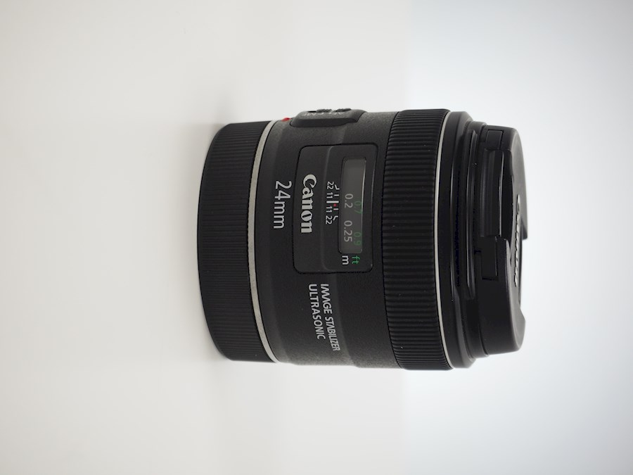 Rent a Canon 24mm f2.8 in Zwalm from Tuur