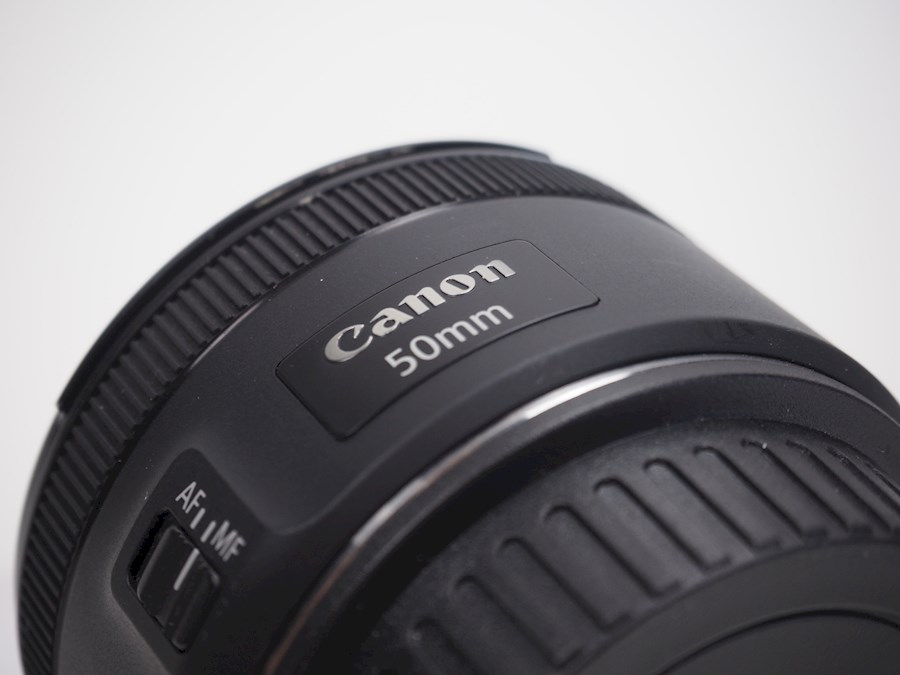 Rent a Canon 50mm f1.8