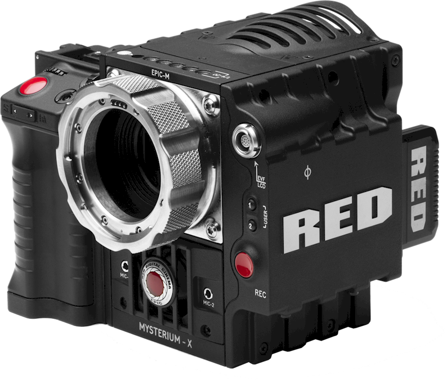 Rent a RED Epic-X | Mysterium-X in Eindhoven from Rob