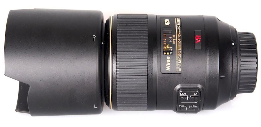 Huur Nikon AF-S 105mm F/2.8... van Sebastian