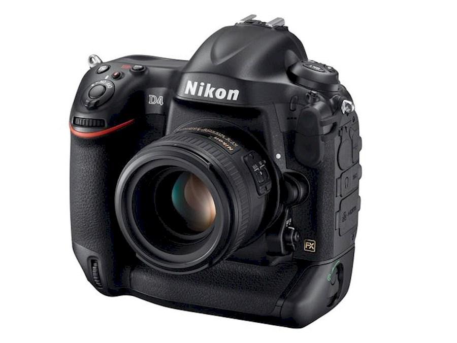 Rent a Nikon D4 body in Hoboken from Sebastian