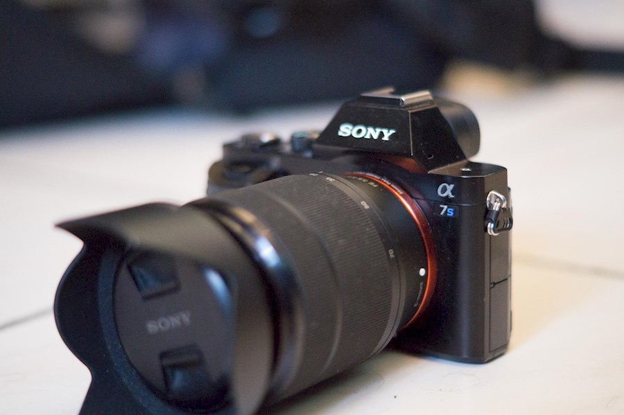 Rent Sony A7S from Heusdens, Nigel