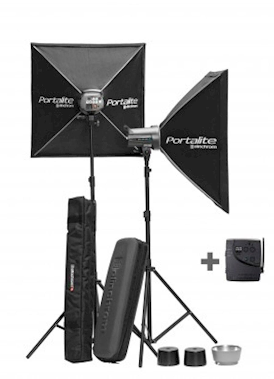 Huur een 3 elinchrom D-lite RX studio flitsers (100,200 en 400w) inclusief softboxen;  deep octa, snoot, barn  en draadloze zender in Berkel-Enschot van Jeroen