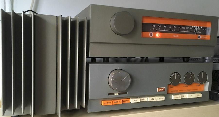 Rent a Quad 'Trinity' 303 + 33 + FM in Alkmaar from DJ Buzz Aldrin