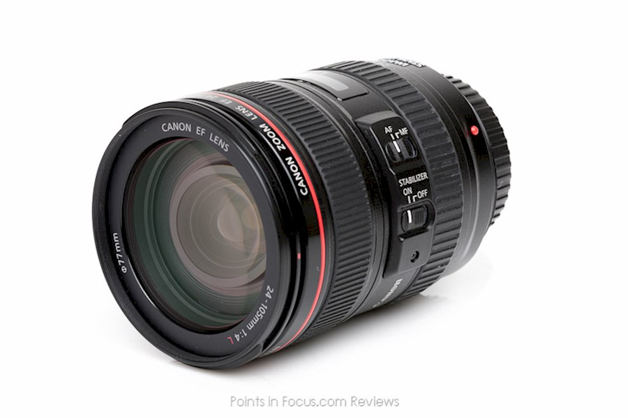 Rent a Canon EF 24-105mm f/4L IS USM Lens