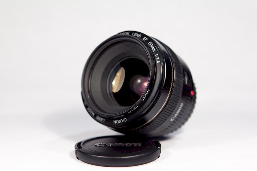 Rent a Canon EF 50mm f/1.4 USM Prime Lens