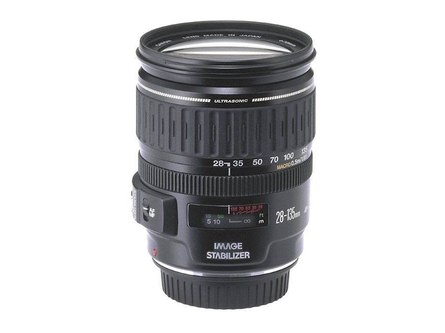 Rent a Canon EF 28-135mm f/3.5-5.6 IS USM Zoom Lens