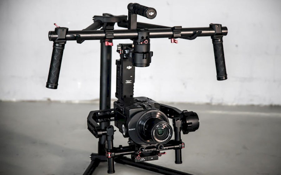 Rent a Ronin-M Gimbal (stabilizer) in Amsterdam from John