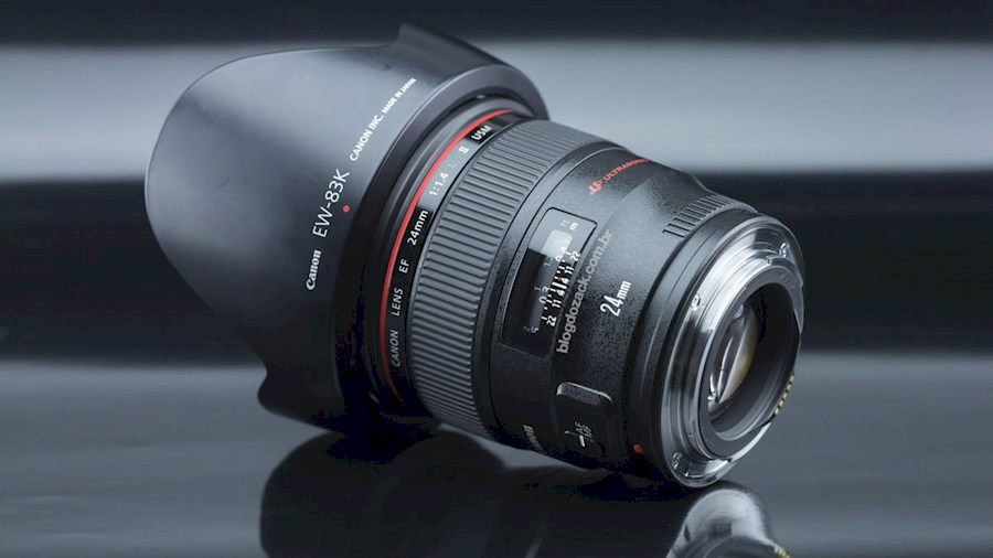 Rent a Canon lens 24mm 1:1.4 L II USM in Amsterdam from Kees