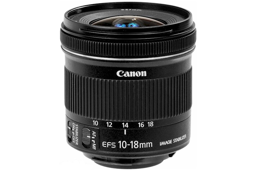 Rent Canon EF-S 10-18mm 1:4... from KVDE-PHOTOGRAPHY