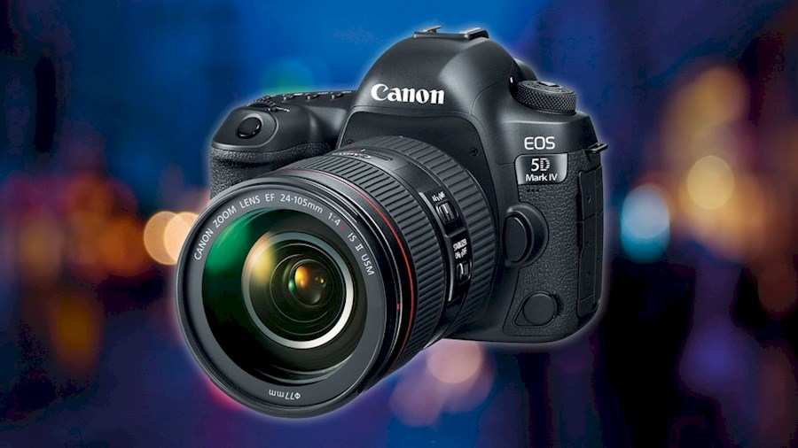 Rent a Canon 5D mark IV DSLR 4K in Tilburg from Patje