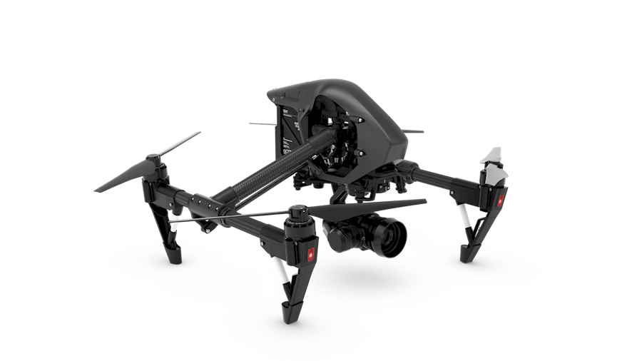 Rent a DJI Inspire 1 Pro Black Edition