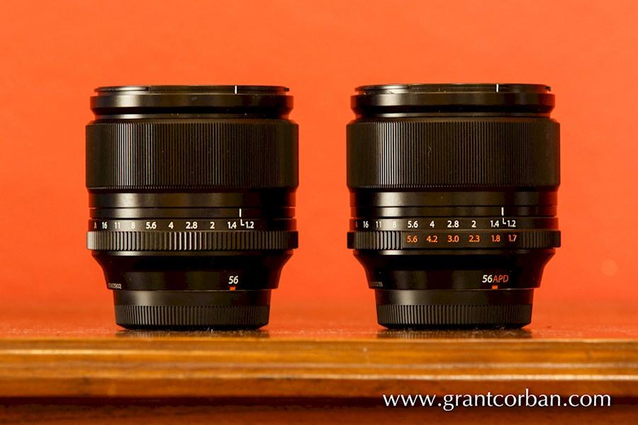 Rent a Fujifilm XF 56mm f/1.2 R APD Portretlens met supermooie bokeh