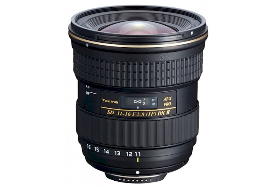 Rent a Tokina AT-X 11-16mm f/2.8 Pro DX II (Canon)