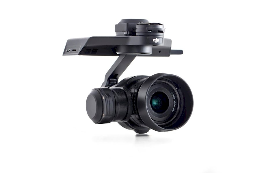 Rent a DJI Zenmuse X5r drone camera in Warmond from Niels