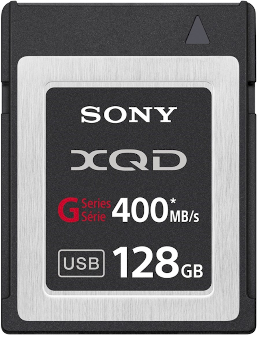 Rent 128 GB QXD Kaart from Don