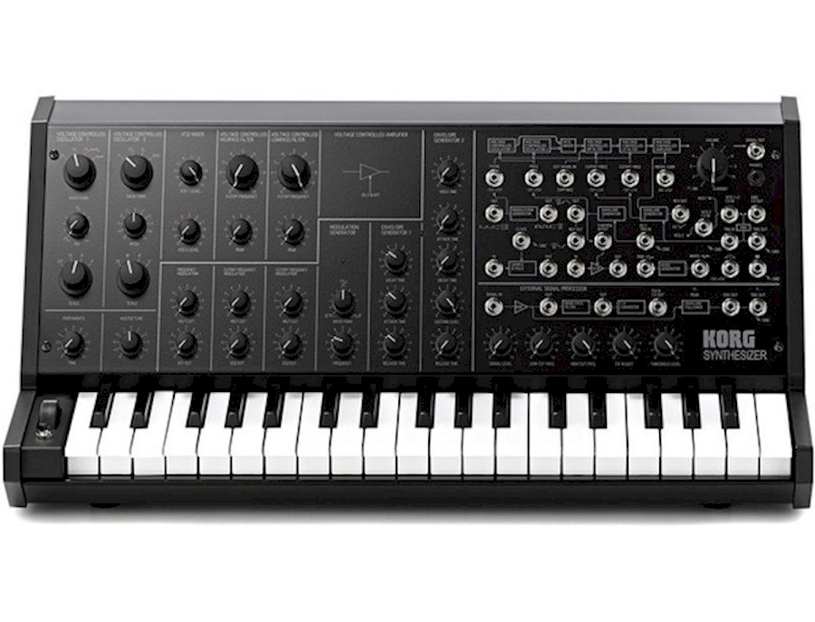 Rent Korg MS-20 Mini synthe... from Wannes