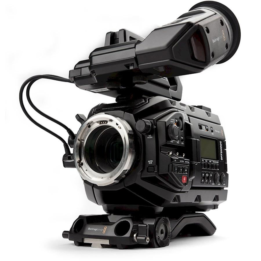 Rent a Ursa Mini Pro 4.6K Cine camera. Complete set. in Rotterdam from HANHOEZEN.COM
