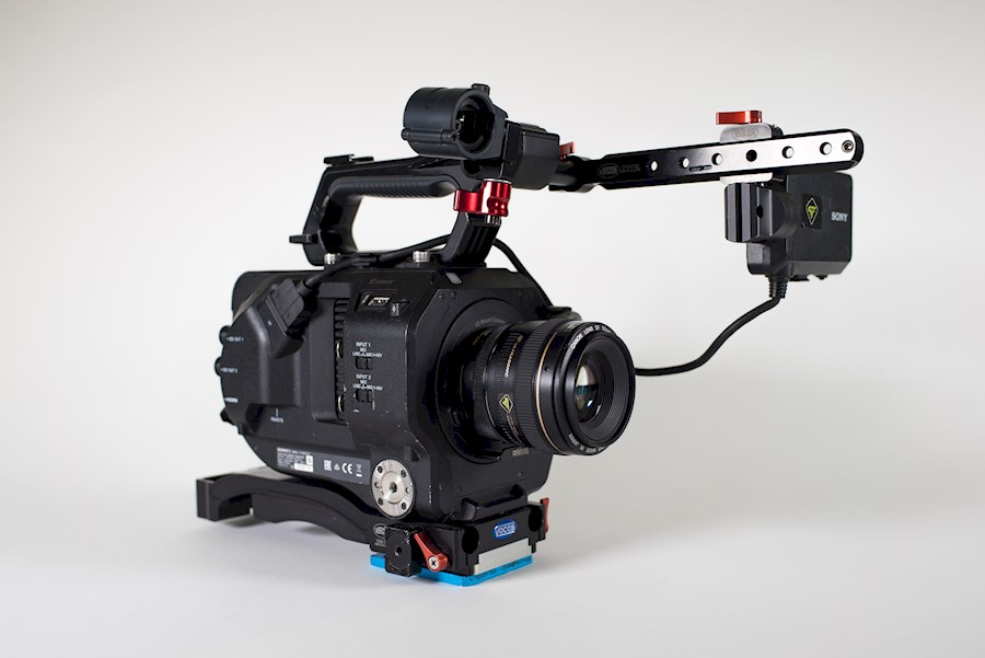 Rent a Sony PMW-FS7 in Utrecht from Don