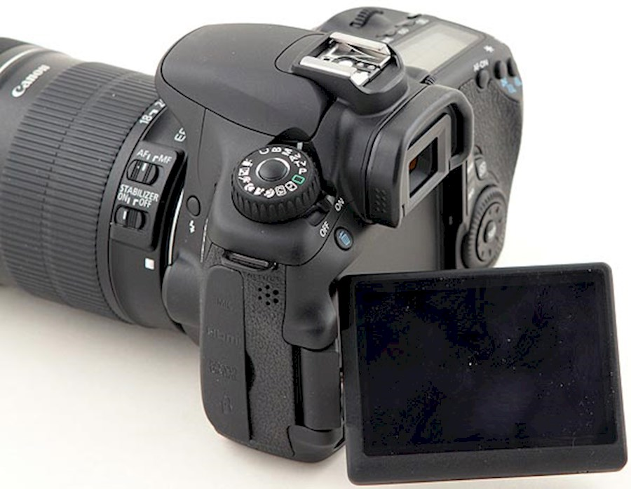 Rent Canon 60D body. Voor f... from Lennart